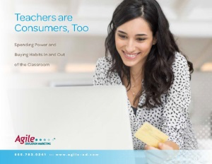 Teachers are consumers too